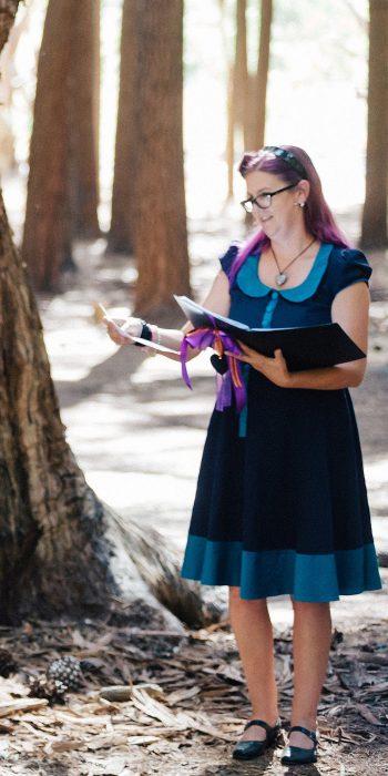 looking for a celebrant in Adelaide, Deborah Lilley C.M.C.