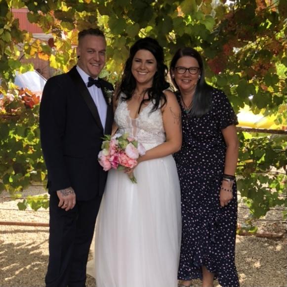 what does a Marriage Celebrant do?, Deborah Lilley C.M.C.
